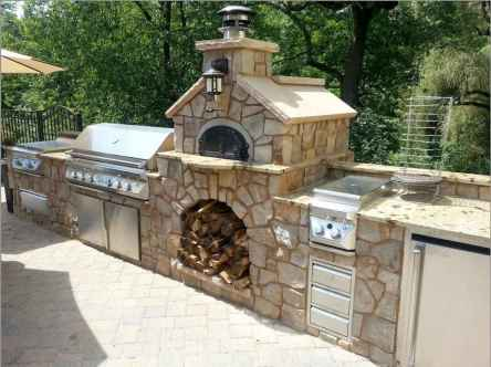 60 smart ideas for outdoor kitchens (58)