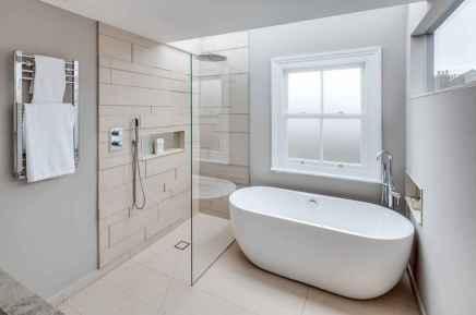 60 stunning scandinavian bathroom decor & design ideas to inspire you (42)