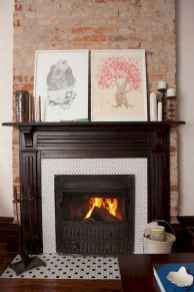 60 vintage fireplace ideas (21)