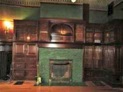 60 vintage fireplace ideas (25)
