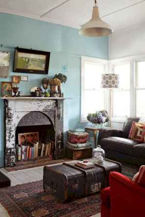 60 vintage fireplace ideas (27)