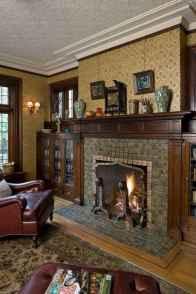 60 vintage fireplace ideas (35)