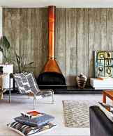 60 vintage fireplace ideas (44)