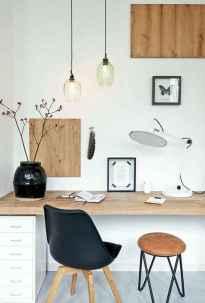 70 home office scandinavian design ideas (18)