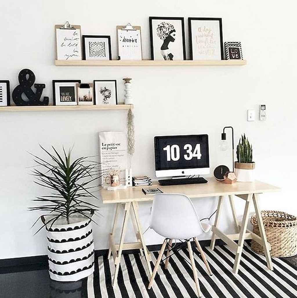 70 home office scandinavian design ideas (53)