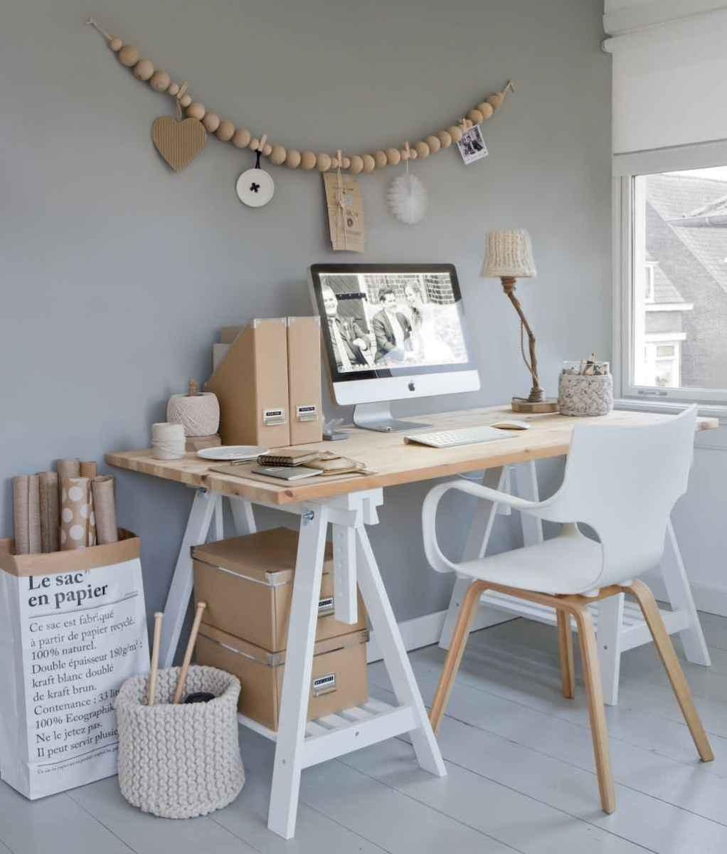 70 home office scandinavian design ideas (61)