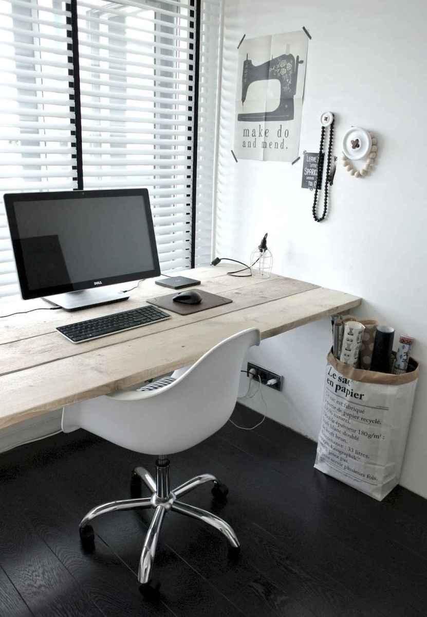 70 home office scandinavian design ideas (70)