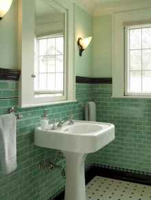 70+ stunning vintage bathroom decor & design ideas to inspire you (61)