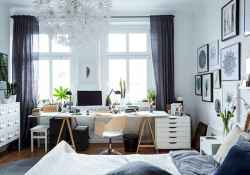 Awesome workspace bedroom ideas (36)