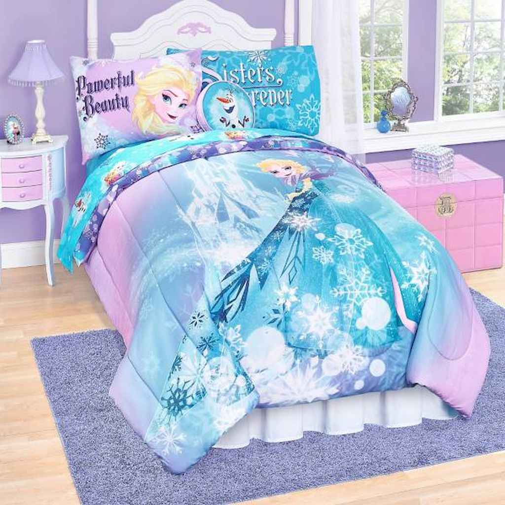 Beautiful decor bedroom for girls (10)