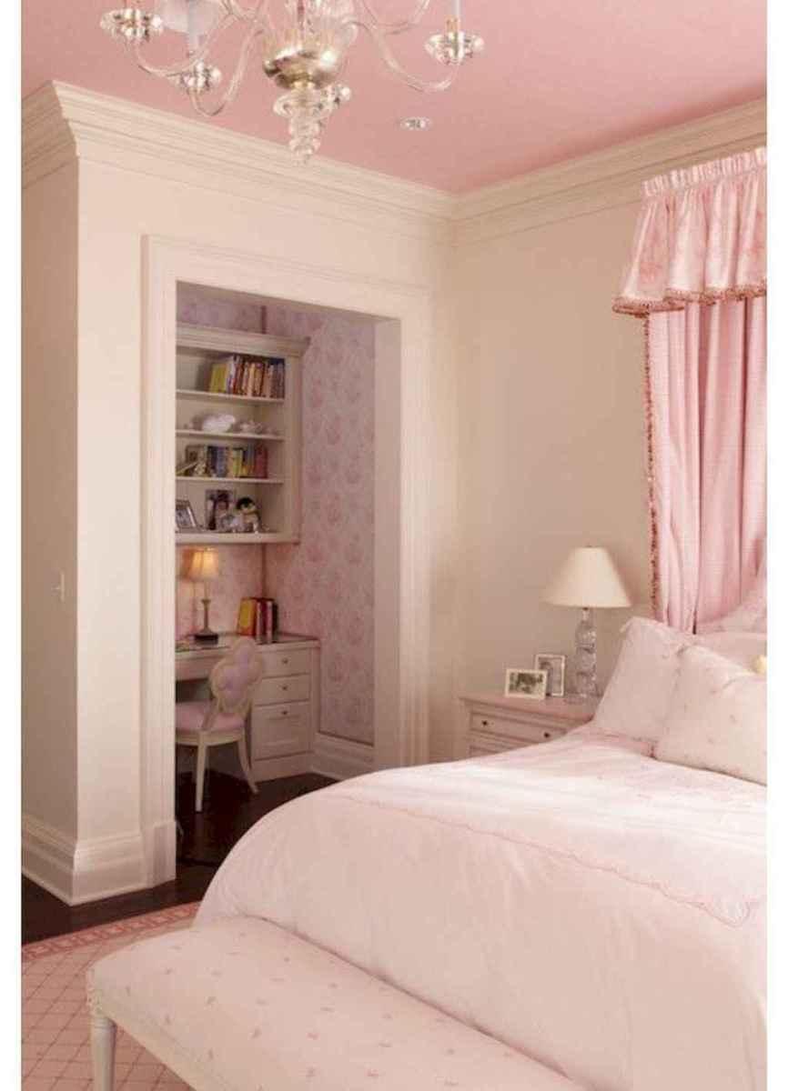 Beautiful decor bedroom for girls (17)