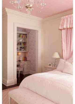 Beautiful decor bedroom for girls (17)
