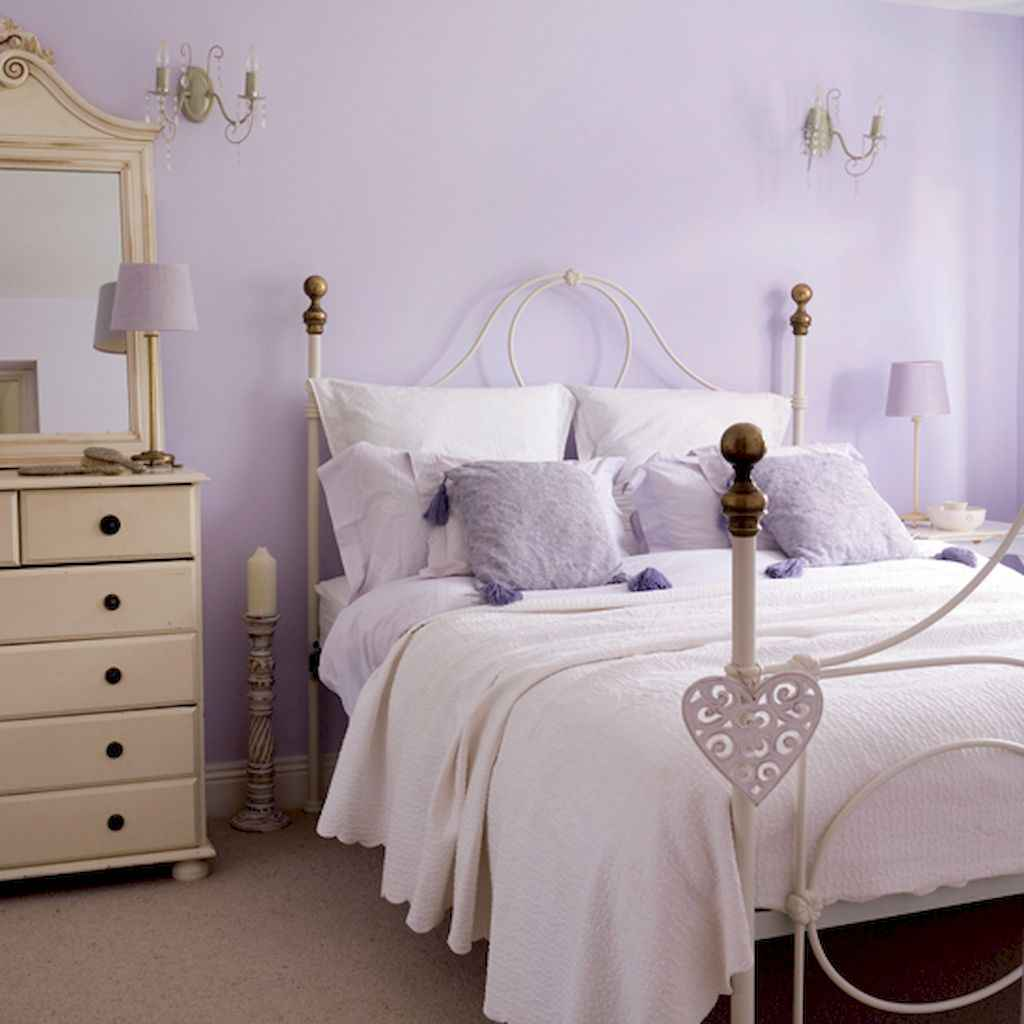 Beautiful decor bedroom for girls (20)