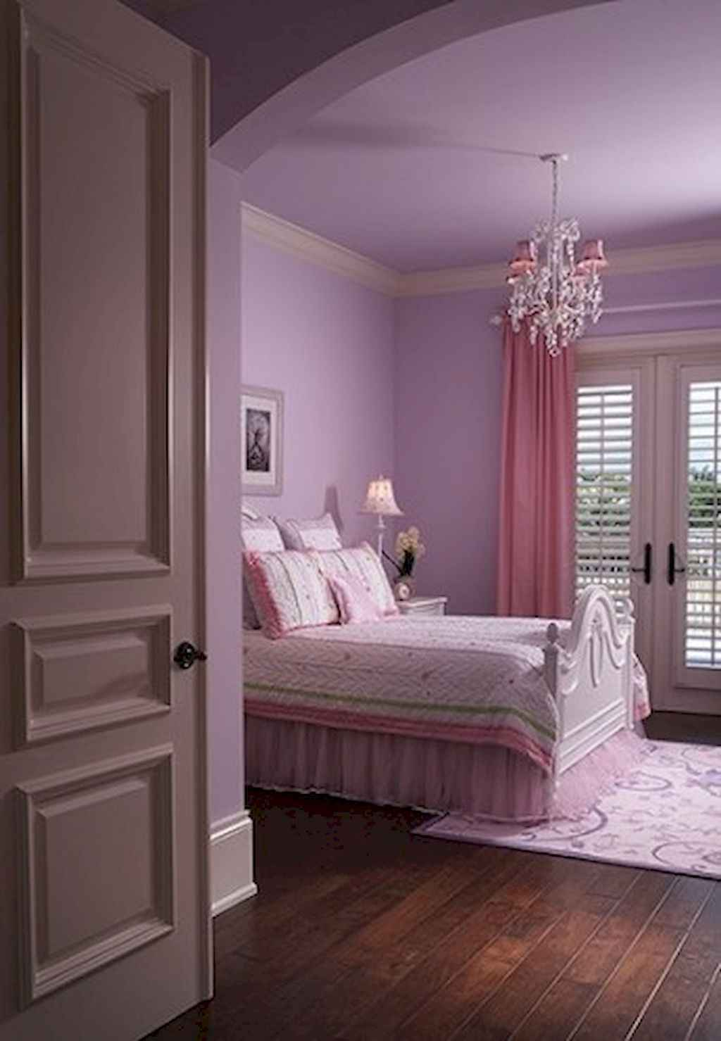 Beautiful decor bedroom for girls (26)