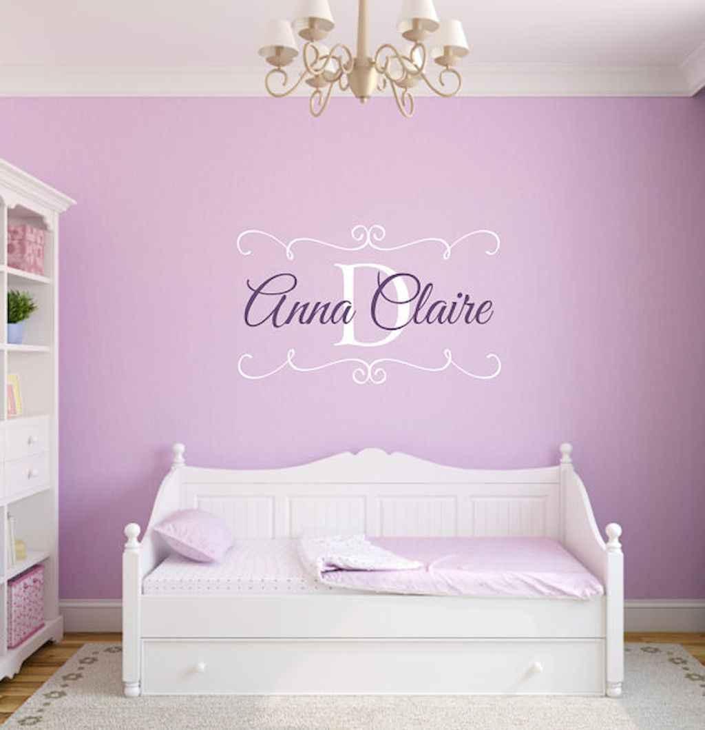 Beautiful decor bedroom for girls (33)