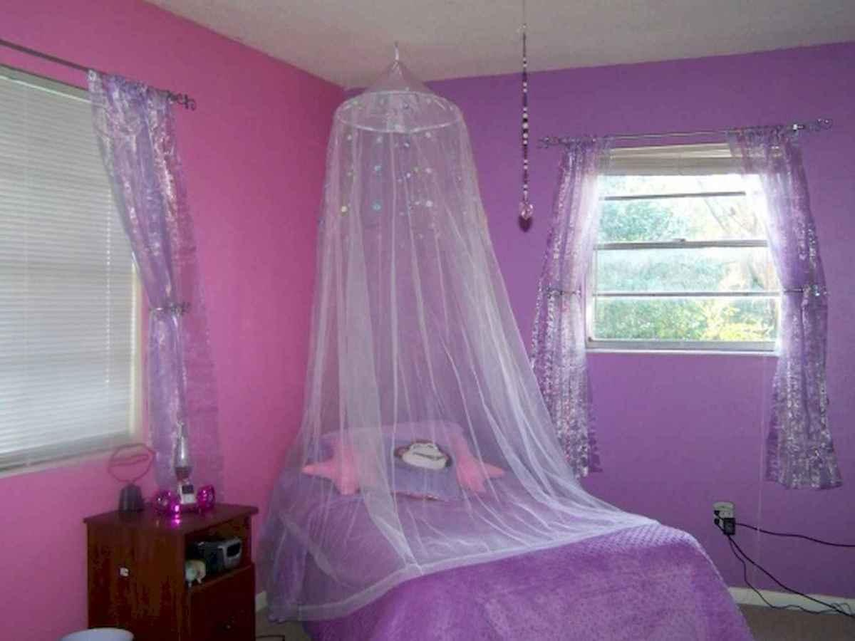 Beautiful decor bedroom for girls (9)