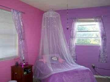 Beautiful decor bedroom for girls (9)