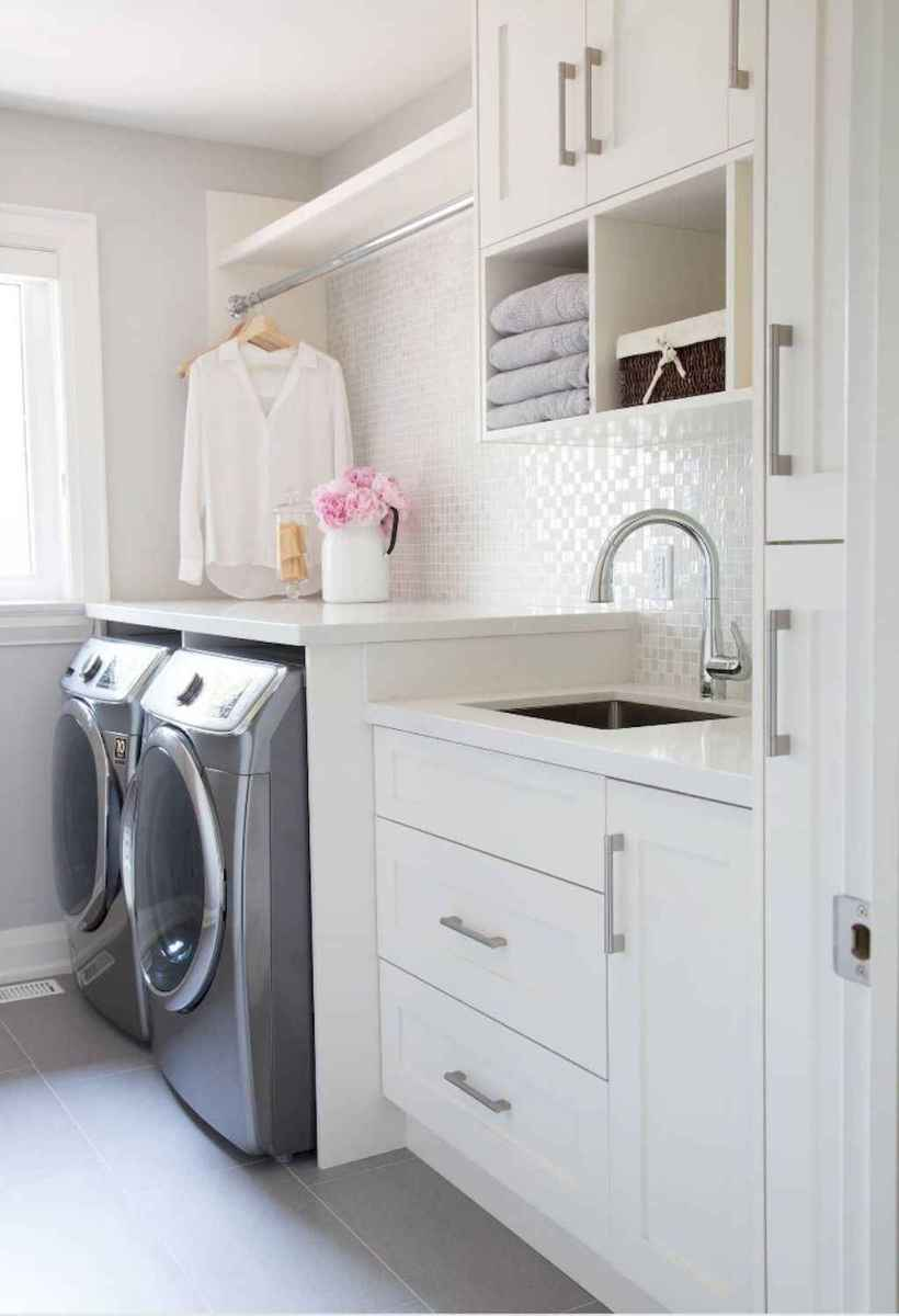 Beautiful and simple laundry room ideas (17)