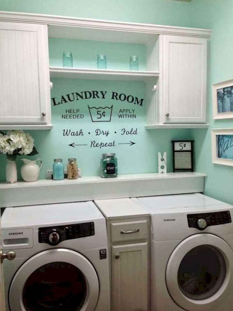 Beautiful and simple laundry room ideas (57)