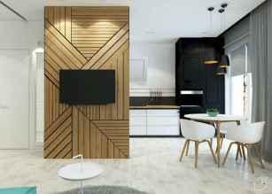 Bedroom tv wall ideas (50)