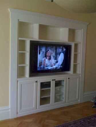 Bedroom tv wall ideas (52)