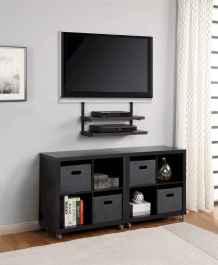 Bedroom tv wall ideas (7)