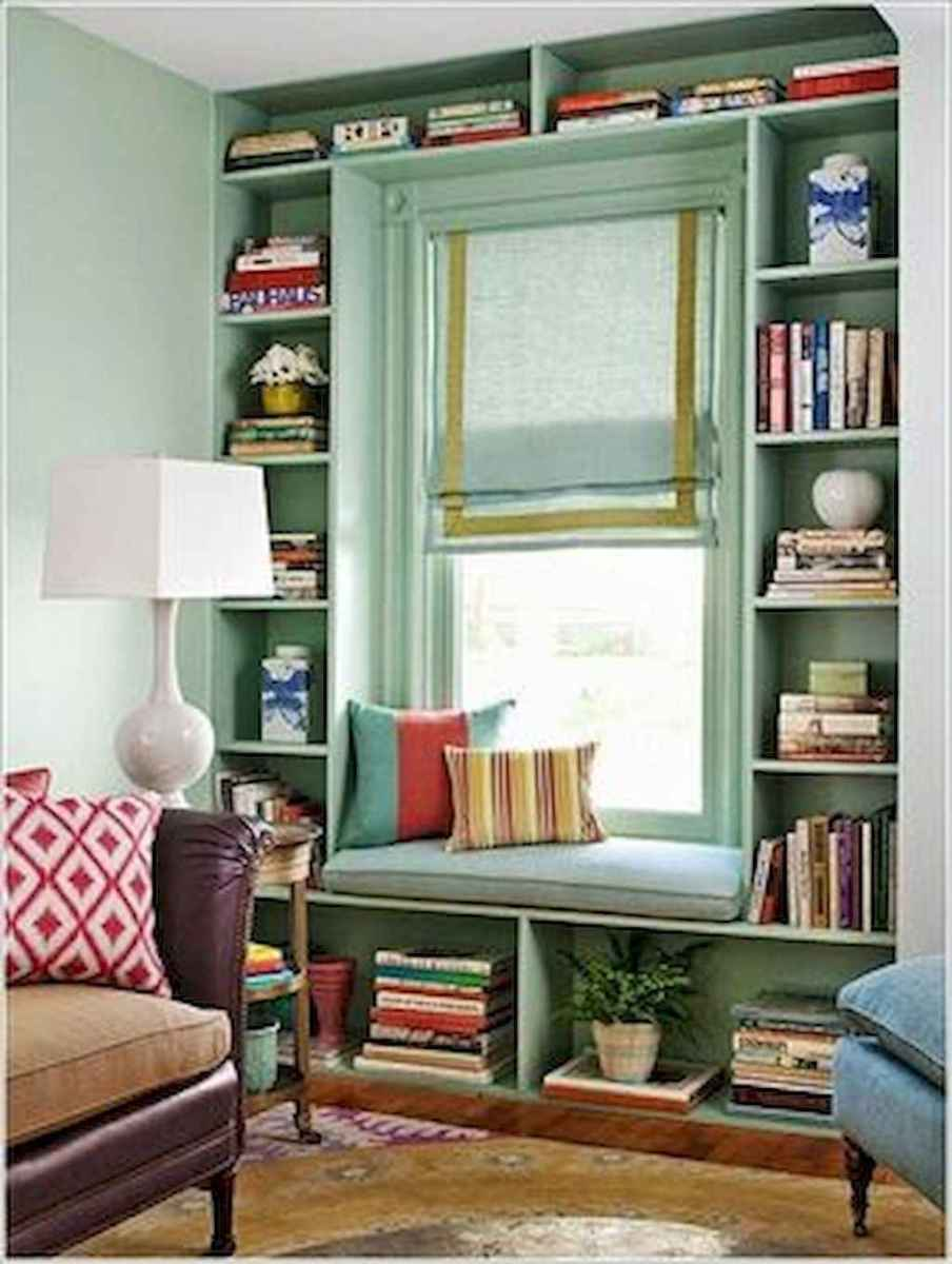Cool home library design ideas (58)
