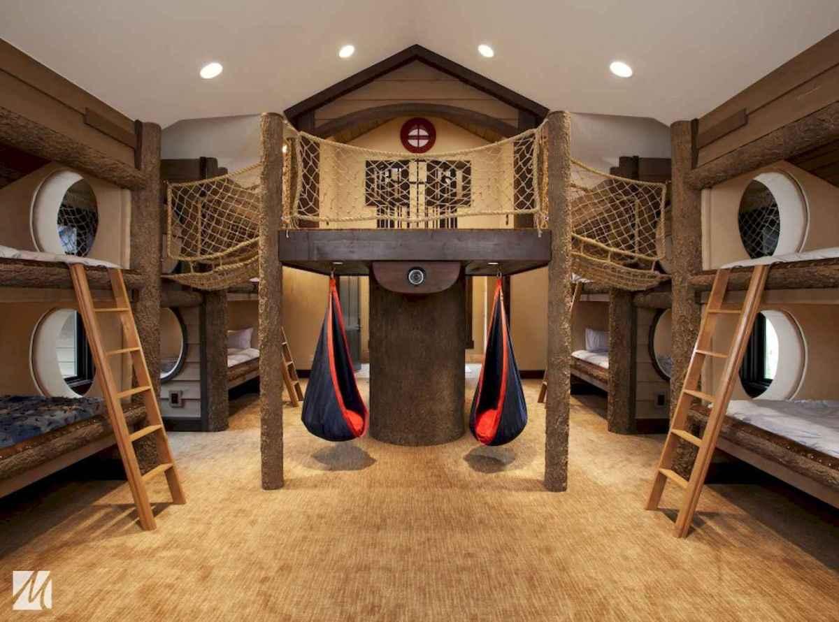 Cool sport bedroom ideas for boys (27)