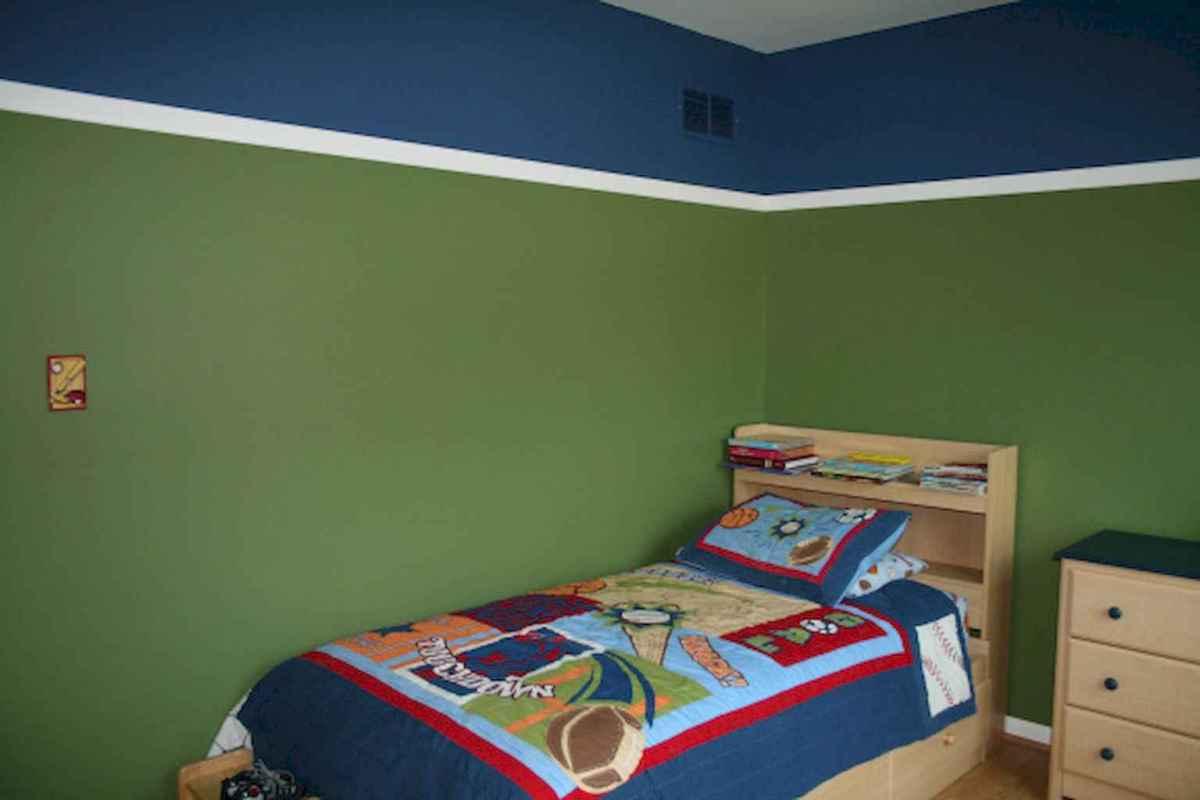 Cool sport bedroom ideas for boys (5)
