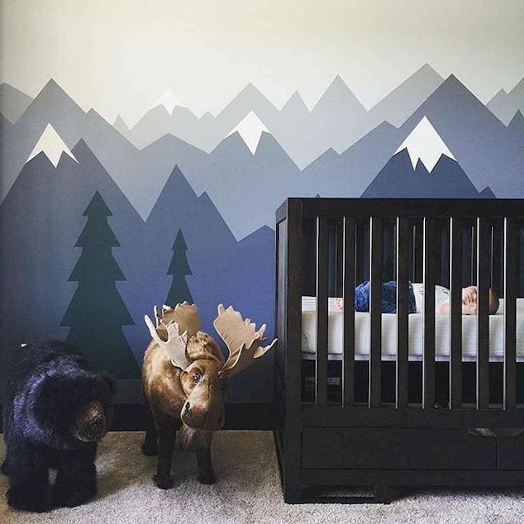 Cute decor baby nursery (6)