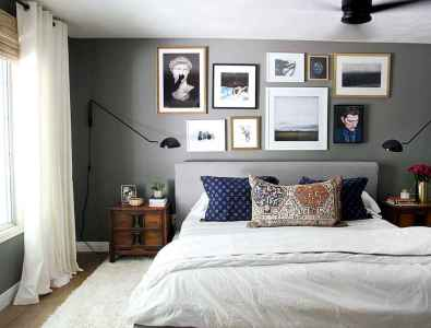 Gallery wall ideas bedroom (43)
