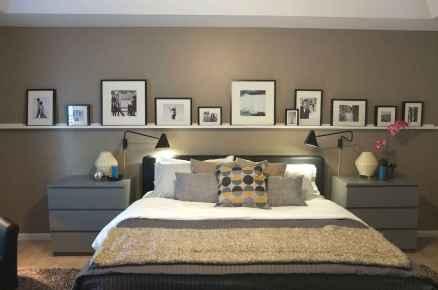 Gallery wall ideas bedroom (46)