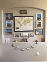 Gallery wall ideas bedroom (51)