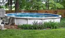Ground pool ideas on a budget (45)