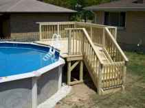 Ground pool ideas on a budget (6)