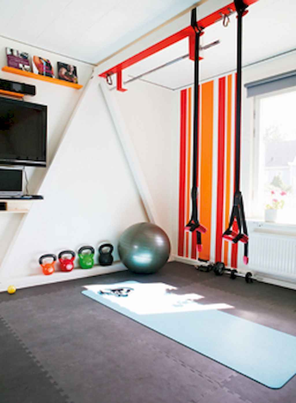 40+ Home Gym Ideas Small Spaces - LivingMarch.com