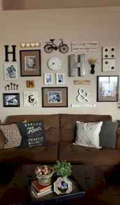 Inspired gallery wall living room (39)