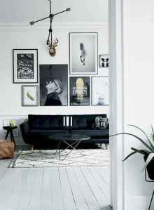 Inspired gallery wall living room (41)