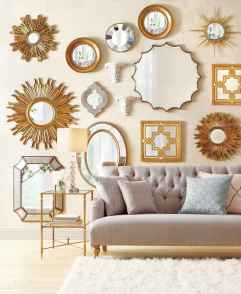 Inspired gallery wall living room (58)