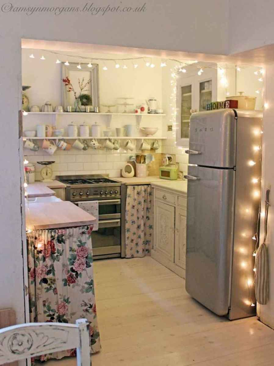 Simply apartment kitchen decorating ideas on a budget (1)