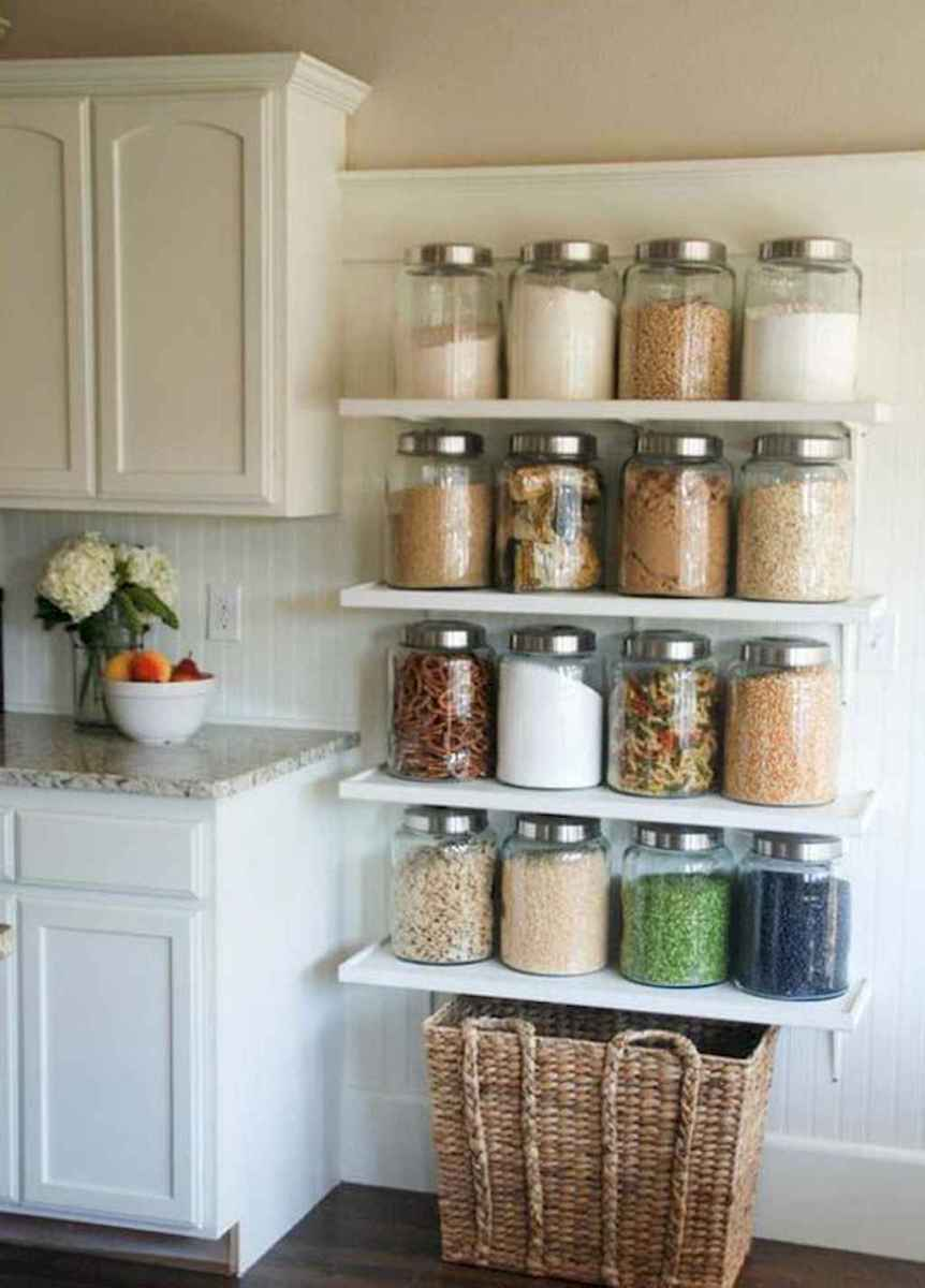 Simply apartment kitchen decorating ideas on a budget (29)