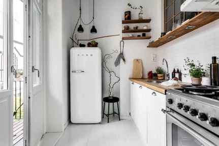 Simply apartment kitchen decorating ideas on a budget (40)