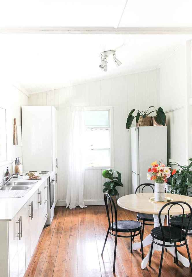 50 Simply Apartment Kitchen Decorating Ideas On A Budget