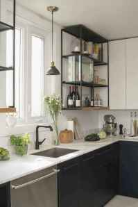 Simply apartment kitchen decorating ideas on a budget (7)