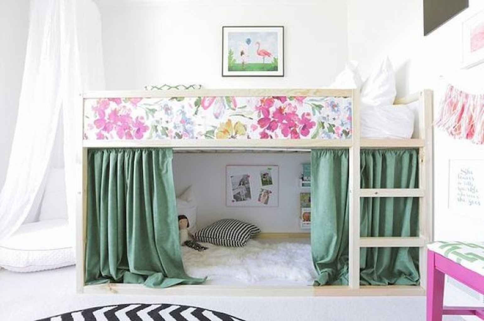 Simply ideas bedroom for kids (12)