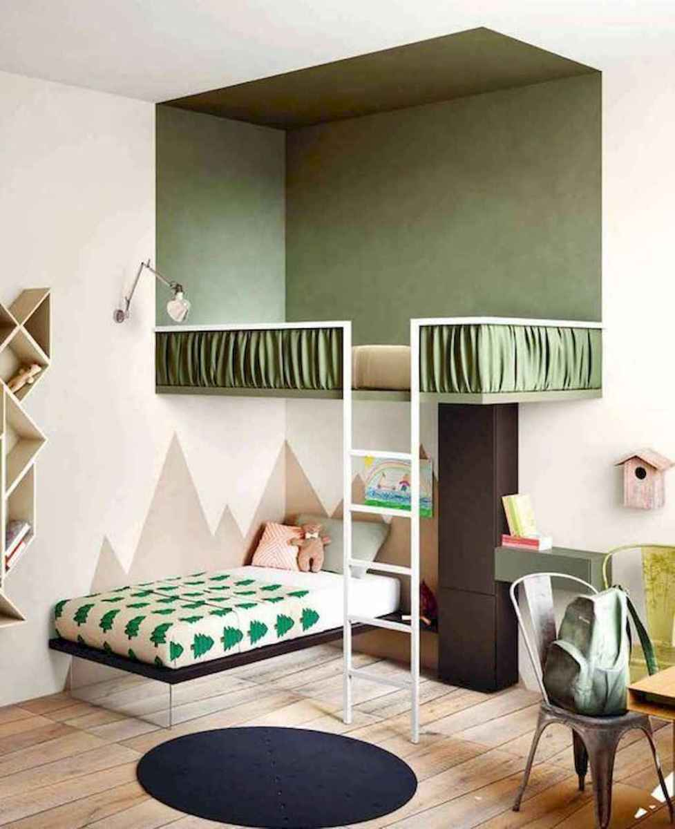 Simply ideas bedroom for kids (35)