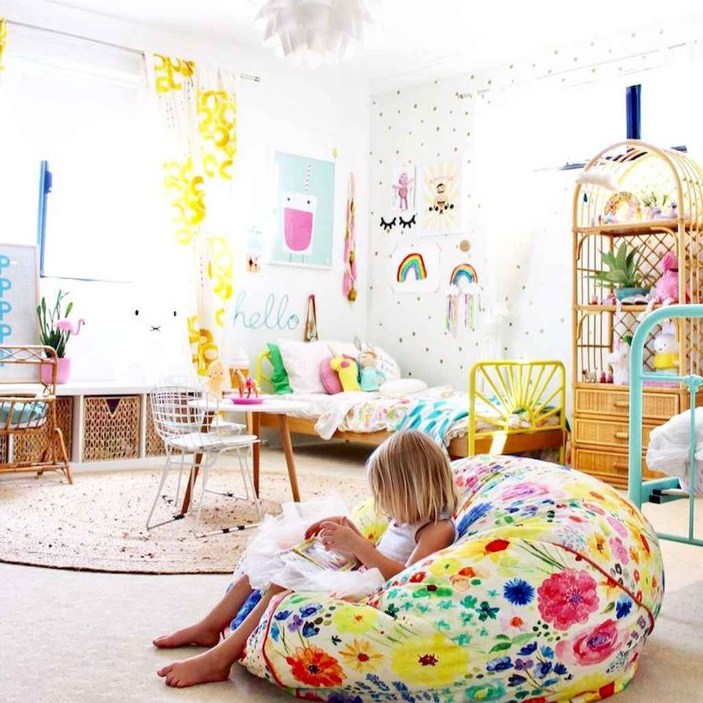 Simply ideas bedroom for kids (37)