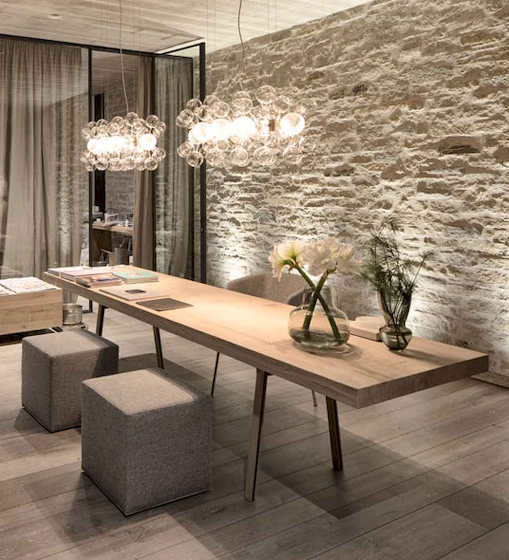 Smart solution for your minimalist dining room (14)