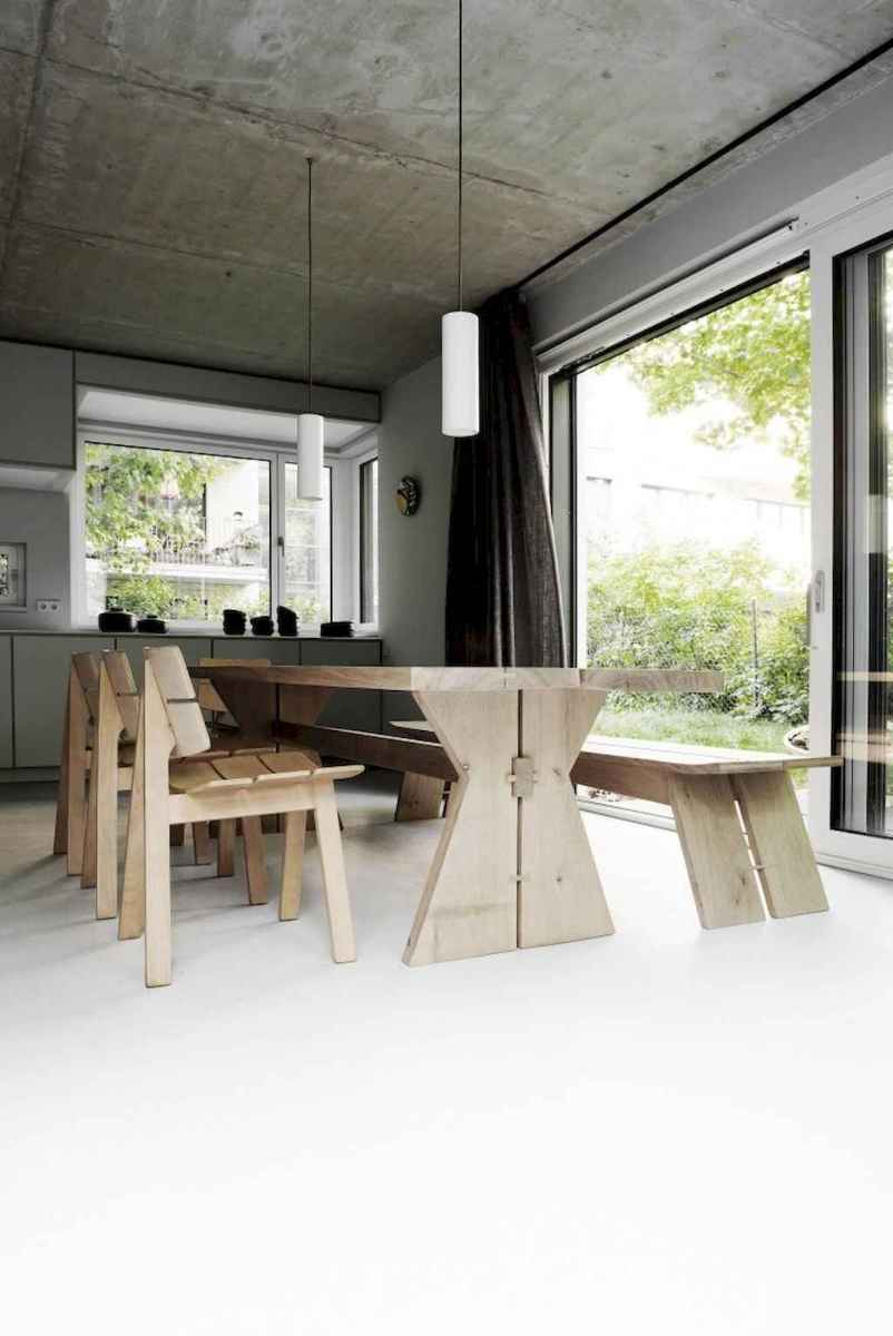 Smart solution for your minimalist dining room (37)