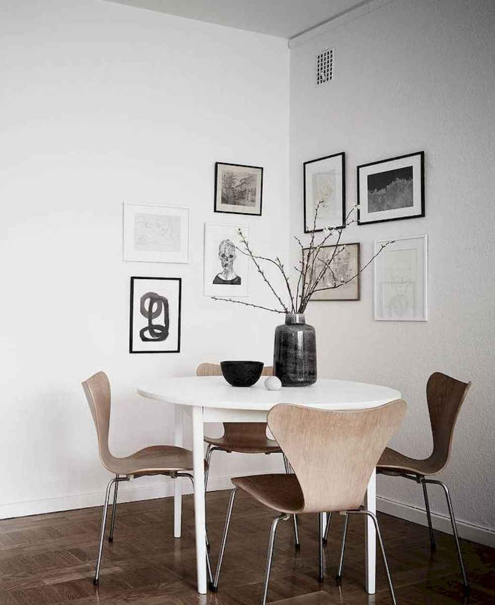 Smart solution for your minimalist dining room (48)